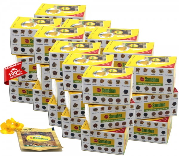 Samahan Tee - 30 x 10er Päckchen