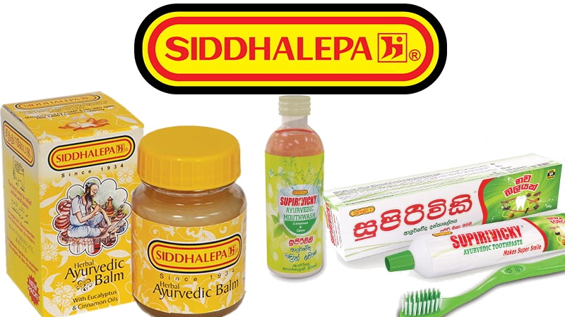 Siddhalepa Balm