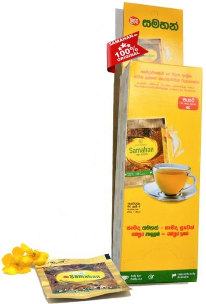 Samahan Tee Spender - 60 Tütchen