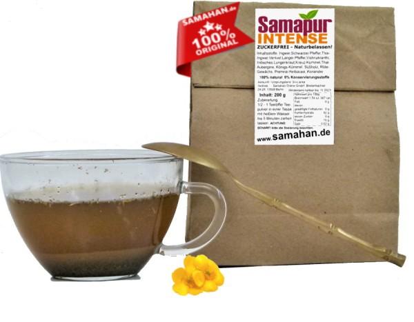 Samapur INTENSE Tee 200g Tüte