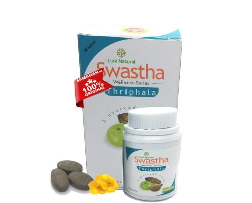 Swastha Triphala 30 Dreifrucht Tabletten