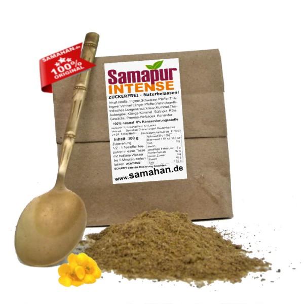 Samapur INTENSE Tee 100g Tüte