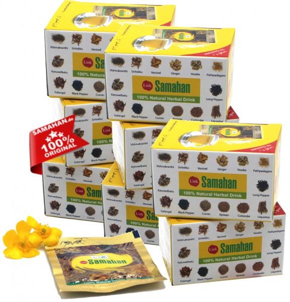 Samahan Tee - 8 x 10er Päckchen